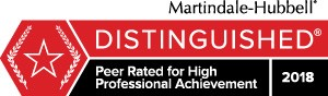 Martindale-Hubbell, Distinguished